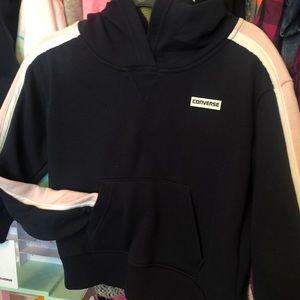 Converse Youth Hooded Sweatshirt VGUC sz S